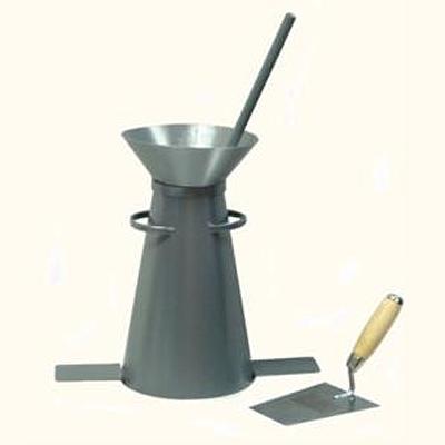 Конус определение подвижности бетонной смеси купить пост напряжение бетона
