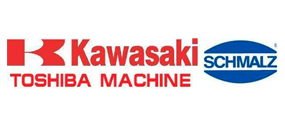 KAWASAKI ROBOTICS, TOSHIBA MACHINE и SHIBAURA