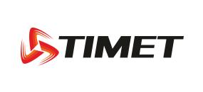 тимет (timet) логотип