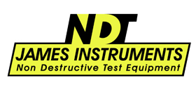 NDT James Instruments логотип