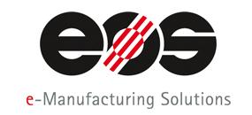 Electro Optical Systems (EOS) логотип