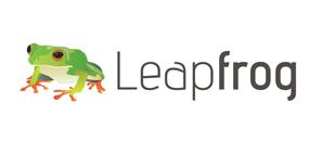 LeapFrog логотип